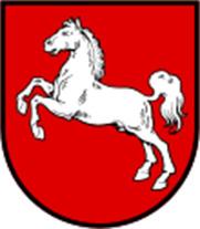 Leitfaden zum Lehramtsreferendariat 2021 - Wappen von Niedersachsen